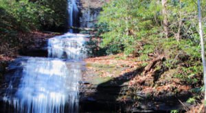 Walk Behind A Waterfall For A One-Of-A-Kind Experience In Georgia