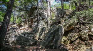 You'll Love Hiking This Surreal Landscape In Massachusetts