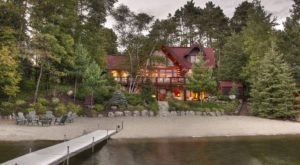 11 Lakefront Cabins In Minnesota That Are Perfect For A Weekend Getaway