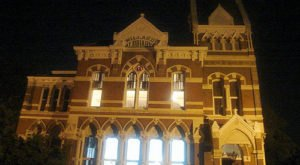 This Haunted Library in Indiana Will Send Chills Down Your Spine