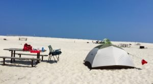 10 Spectacular Beach Campgrounds In Maryland
