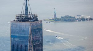 The One World Observatory In New York Rivals Any Attraction In The World