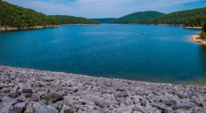 This Swimming Spot Has The Clearest, Most Pristine Water In Arkansas