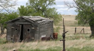 The Truly Grim Reality Of 10 Deserted Ghost Towns In North Dakota