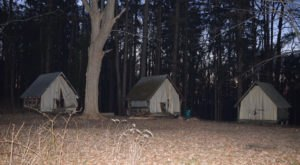 This Abandoned Girl Scout Camp In A New York State Park Is Like Something From A Horror Film