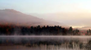 The Story Behind This Haunted Lake In New York Will Send Shivers Down Your Spine
