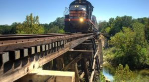 This Epic Train Ride In Austin Will Give You An Unforgettable Experience