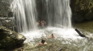This Waterfall Swimming Hole In Maryland Is Perfect For A Summer Day