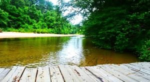 This Hidden Beach In Mississippi Will Take You A Million Miles Away From It All