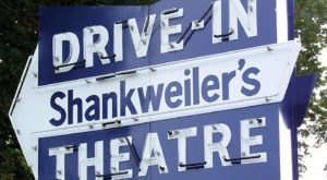 America's Oldest Drive-In Theater Is Hiding Right Here In Pennsylvania