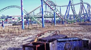 These 10 Defunct Amusement Parks Are Totally Abandoned, But Are Actually More Fun That Way