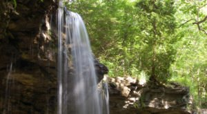 This Hike Will Lead You To One Of The Most Enchanting Spots In Ohio