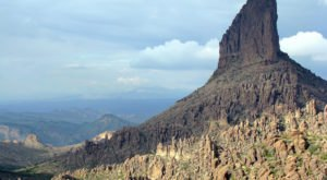 The Legend Of Arizona's Lost Dutchman Gold Mine Is Downright Deadly
