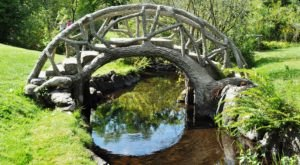 A Beautiful Destination In Michigan, McCourtie Park Has An Intriguing History