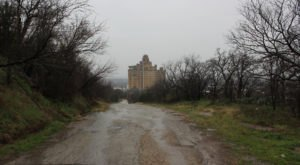 A Once Abandoned Hotel In Texas, Baker Hotel Is One Of The Most Haunted Places In The State