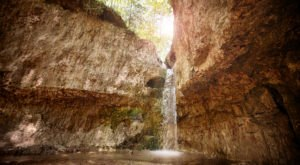 This Magical Waterfall Campground In Louisiana is Unforgettable