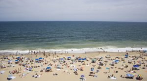 This Beach Has The Clearest, Most Pristine Water In Delaware