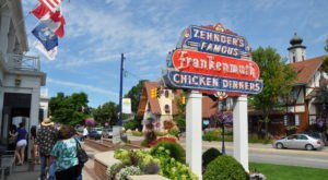 A Visit To This Historic Family Restaurant In Michigan Will Take You Back In Time