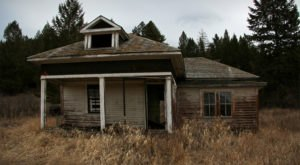 9 Abandoned Places In Montana That Nature Is Reclaiming