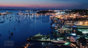 This Aerial Footage Of Newport Shows Off The Stunning Beauty Of Rhode Island From Above