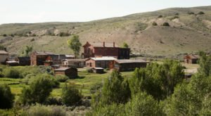 Spend The Night At Montana's Most Haunted Campground For A Truly Terrifying Experience