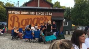 This Remote Restaurant In Indiana Will Take You A Million Miles Away From Everything