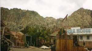 The Story Behind The Most Haunted Place In Nevada Will Give You Nightmares