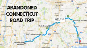 Take A Thrilling Road Trip To The 5 Most Abandoned Places In Connecticut
