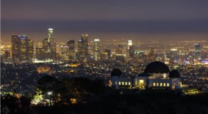 This Timelapse Footage Of Los Angeles From Above Is Absolutely Mesmerizing