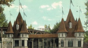 Did You Know There's A Stunning Lost Amusement Park In Kentucky?