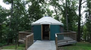 5 Amazing Places To Stay Overnight In Missouri Without Breaking The Bank