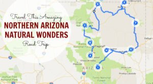 This Natural Wonders Road Trip Will Show You Arizona Like You've Never Seen It Before