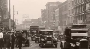 This Incredible Footage Shows Just How Much New Jersey's Largest City Has Changed