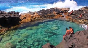 This Pristine Swimming Hole Can Be Incredibly Dangerous But Is Definitely Worth A Visit