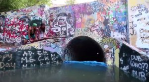 This Little-Known Spot Hiding Under A Freeway In Utah Is Amazing