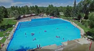 A Dip In The Largest Swimming Pool In Wyoming Will Make Your Summer Complete