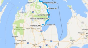 This Road Trip Along Michigan's Sunrise Coast Is Truly Marvelous
