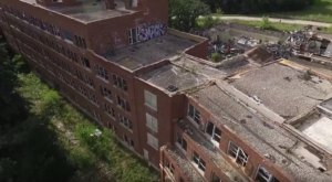Drone Footage Captured At This Abandoned North Dakota Facility Is Truly Sad