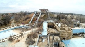 These Abandoned Water Parks Are An Eerie Reminder Of Summers Past