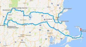 This Natural Wonders Road Trip Will Show You Massachusetts Like You've Never Seen It Before
