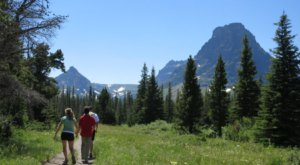 8 Trails At Montana's Glacier National Park To Hike Before The Season Ends