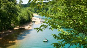 This One Destination Has The Absolute Bluest Water In Missouri