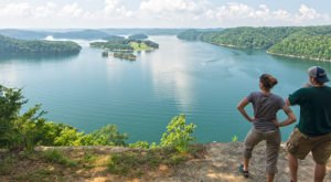 This One Destination Has The Absolute Bluest Water In Kentucky