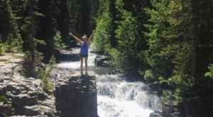 This Magical Waterfall Campground In Colorado Is Unforgettable