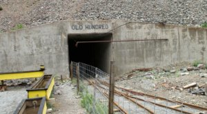 This Ride Through An Old Mine In Colorado Will Take You Back In Time