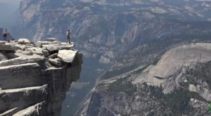 This Stunning Footage Proves That Yosemite National Park Could Be The Eighth Wonder Of The World
