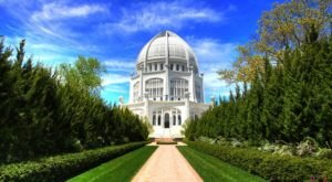 This Beautiful Temple In Illinois Is The Only One Of Its Kind In America
