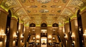 This Historic Illinois Hotel Will Drop Your Jaw With Its Beauty