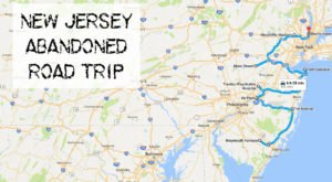 We Dare You To Take This Road Trip To New Jersey's Most Abandoned Places