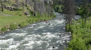 Here Are 10 Perfect Spots To Float The River In Montana